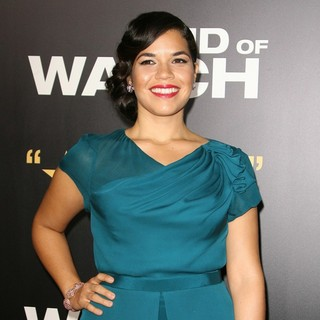 America Ferrera in Los Angeles Premiere of End of Watch