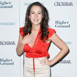 America Olivo in The New York Premiere of Higher Ground - Arrivals