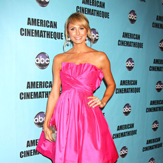 Stacy Keibler in The American Cinematheque 24th Annual Award Presentation to Matt Damon - Arrivals
