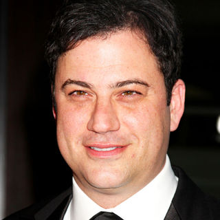 Jimmy Kimmel in The American Cinematheque 24th Annual Award Presentation to Matt Damon - Arrivals