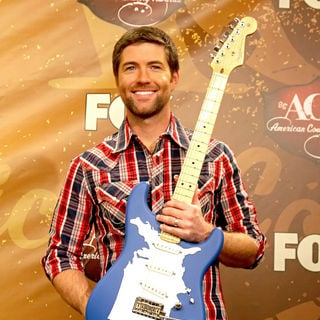 Josh Turner in The 2010 American Country Awards - Press Room