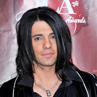 Criss Angel in The 2010 American Country Awards - Arrivals