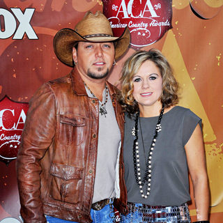 Jason Aldean in The 2010 American Country Awards - Arrivals