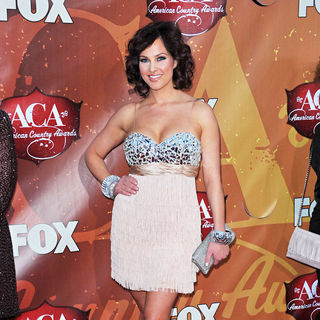 Tiffany Fallon in The 2010 American Country Awards - Arrivals