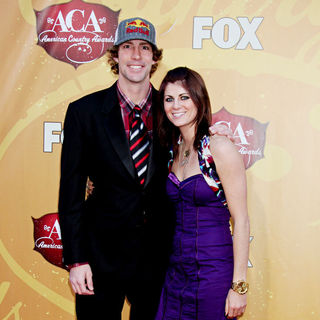 Travis Pastrana in The 2010 American Country Awards - Arrivals
