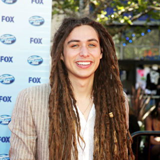 Jason Castro in The American Idol Season 9 Finale - Arrivals