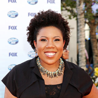 Melinda Doolittle in The American Idol Season 9 Finale - Arrivals
