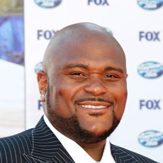 Ruben Studdard in The American Idol Season 9 Finale - Arrivals