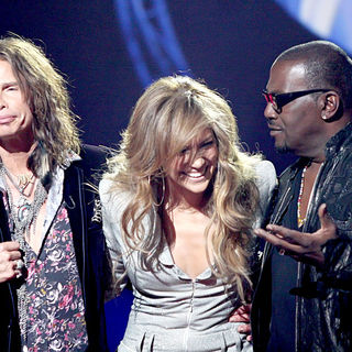 Steven Tyler, Jennifer Lopez, Randy Jackson in American Idol Reveals New Judges for Season 10