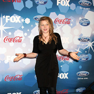 Crystal Bowersox in The American Idol Top 12 Party for Season 9