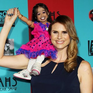 Eve - Premiere Screening of FX's American Horror Story: Freak Show