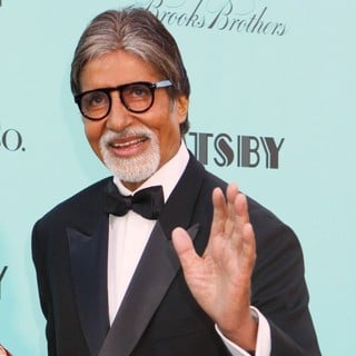 Amitabh Bachchan in Premiere of The Great Gatsby