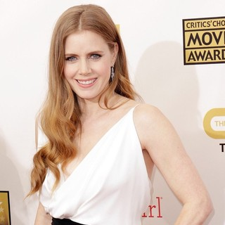Amy Adams in 18th Annual Critics' Choice Movie Awards