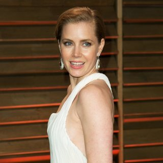 Amy Adams in 2014 Vanity Fair Oscar Party