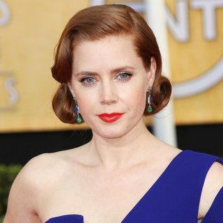 Amy Adams in The 20th Annual Screen Actors Guild Awards - Arrivals