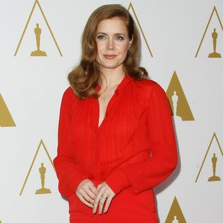 Amy Adams in The 86th Oscars Nominees Luncheon - Arrivals - amy-adams-86th-oscars-nominees-luncheon-05