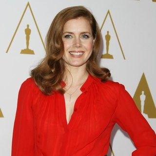 Amy Adams in The 86th Oscars Nominees Luncheon - Arrivals - amy-adams-86th-oscars-nominees-luncheon-06
