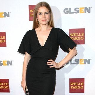 Amy Adams in 8th Annual GLSEN Respect Awards - Arrivals