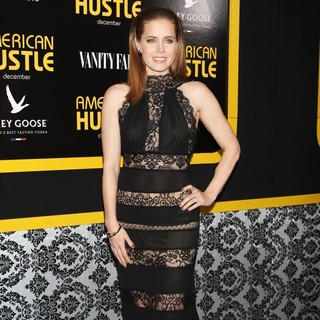 Amy Adams in American Hustle New York Premiere