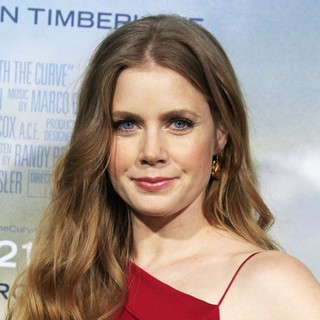 Amy Adams in The World Premiere of Trouble with the Curve