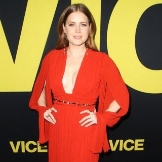 Amy Adams in Vice World Premiere - Arrivals