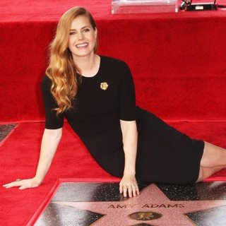 Amy Adams-Amy Adams Honored with Star on The Hollywood Walk of Fame