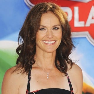 Amy Brenneman in Los Angeles Premiere of Disney's Planes