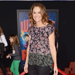 Amy Brenneman in The Los Angeles Premiere of Wreck-It Ralph - Arrivals