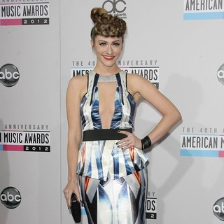 Karmin in The 40th Anniversary American Music Awards - Arrivals - amy-heidemann-40th-anniversary-american-music-awards-03