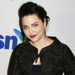 Amy Lee, Evanescence in Clive Davis Pre-GRAMMY Party 2008 - Arrivals