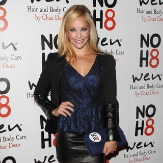 Amy Paffrath in NOH8 Celebrity Studded 4th Anniversary Party - Arrivals