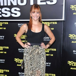 Los Angeles Premiere of 30 Minutes or Less - amy-paffrath-premiere-of-30-minutes-or-less-02