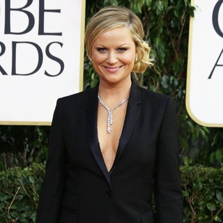Amy Poehler in 70th Annual Golden Globe Awards - Arrivals