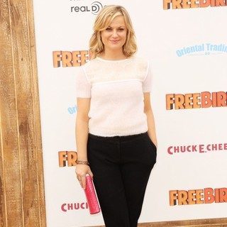 Amy Poehler in World Premiere of Free Birds