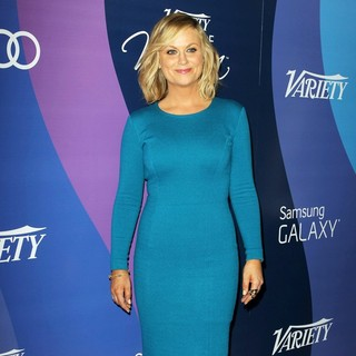 Amy Poehler in Variety's 5th Annual Power of Women Event