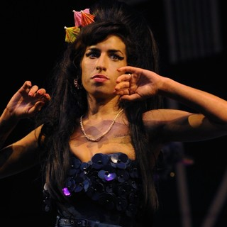 Amy Winehouse - Glastonbury Festival 2008 - Day Two