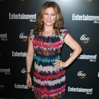 Ana Gasteyer in Entertainment Weekly and ABC TV Celebrate The New York Upfronts with A VIP Cocktail Party - Arrivals