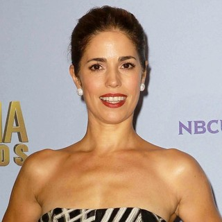 Ana Ortiz in 2012 NCLR ALMA Awards - Press Room
