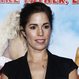 Ana Ortiz in The Premiere of Big Mommas: Like Father, Like Son