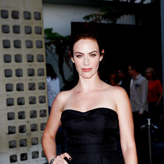 Maggie Siff in FX's 'Sons of Anarchy' Season 3 Premiere - anarchy_022_wenn5534421