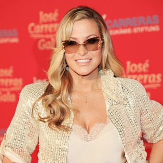 Anastacia in The 18th Jose Carreras Charity Gala at Messe Leipzig Fair