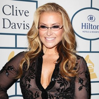 Anastacia in 2014 Pre-Grammy Gala and Grammy Salute to Industry Icons - Clive Davis