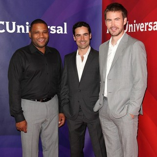 Jesse Bradford in NBC Universal Press Tour - anderson-bradford-cregger-nbc-universal-press-tour-02
