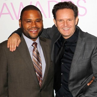 Anthony Anderson, Mark Burnett in The 2013 People's Choice Awards Nominee Announcements