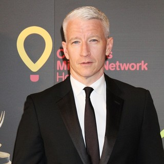 Anderson Cooper in 2011 Daytime Emmy Awards - Red Carpet