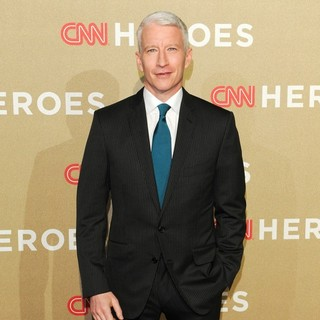 Anderson Cooper in CNN Heroes: An All-Star Tribute - Arrivals