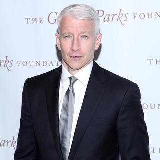 Anderson Cooper in The Gordon Parks Centennial Gala
