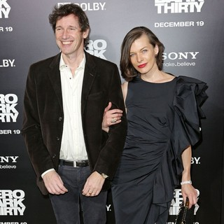 Paul W.S. Anderson, Milla Jovovich in Los Angeles Premiere of Columbia Pictures' Zero Dark Thirty