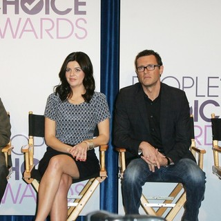 Anthony Anderson, Casey Wilson, Jason O'Mara, Sophia Bush in The 2013 People's Choice Awards Nominee Announcements