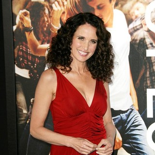 Andie MacDowell in Los Angeles Premiere of Footloose